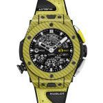 Hublot - Big Bang Unico Golf Yellow Carbon