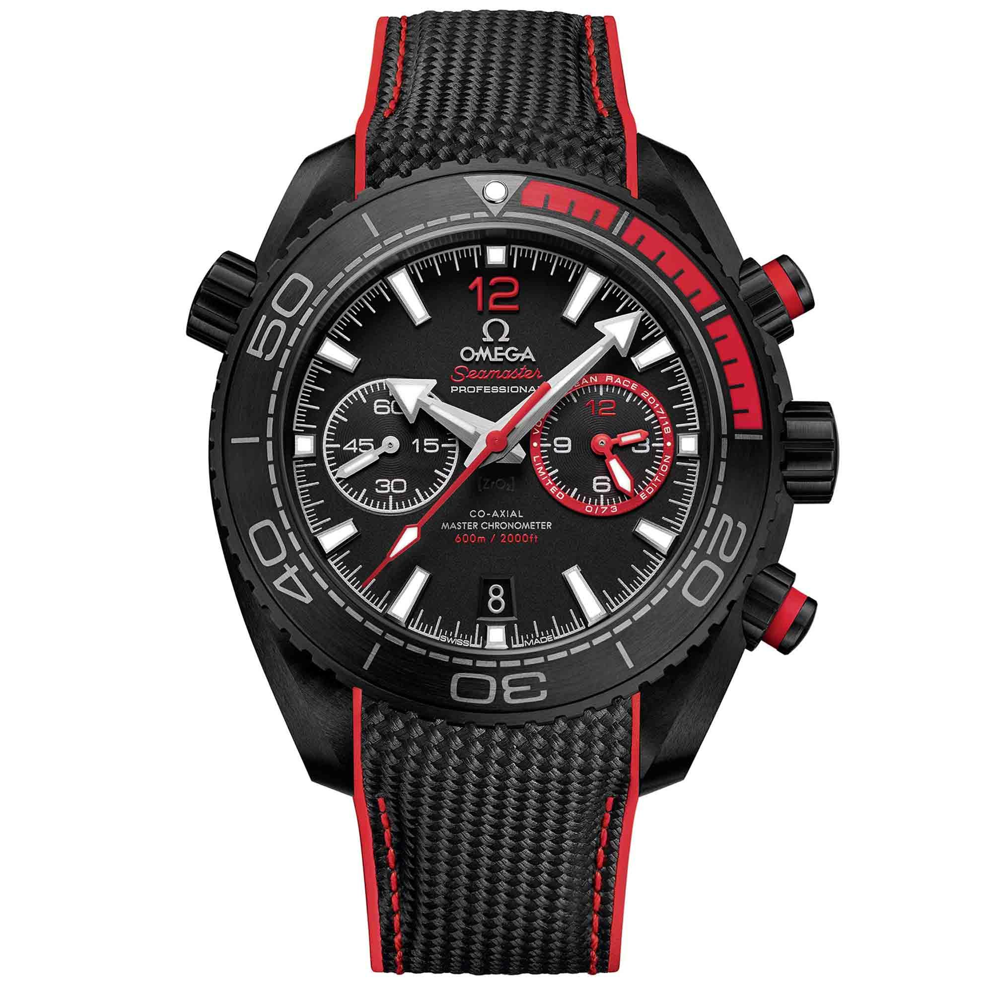 Omega - Seamaster Planet Ocean 600 M Co-Axial Master Chronometer Chronograph Volvo Ocean Race
