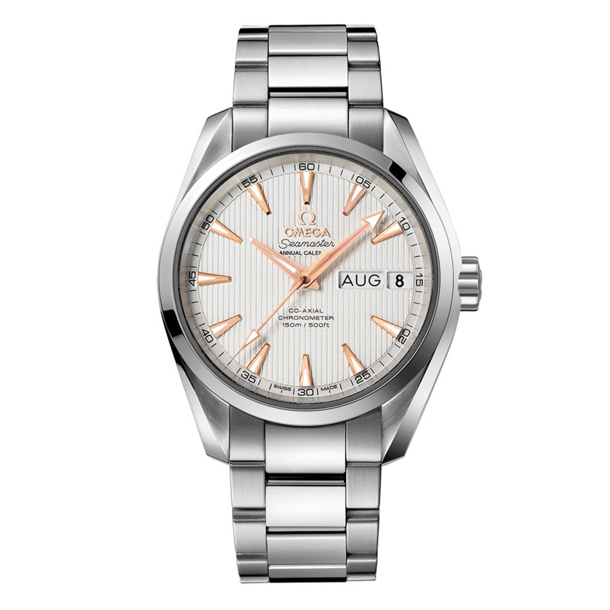Omega - Aqua Terra 150m Co-Axial Annual Callender 38.5 MM