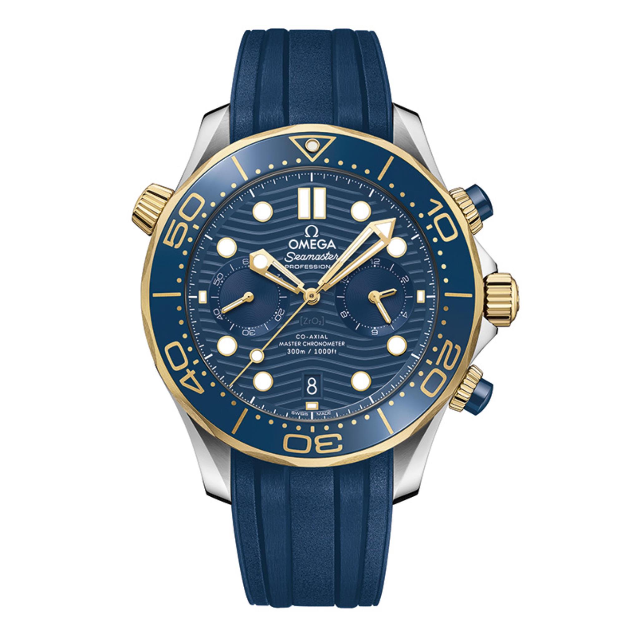 Omega - Seamaster Diver 300 M Co-Axial Master Chronometer Chronograph