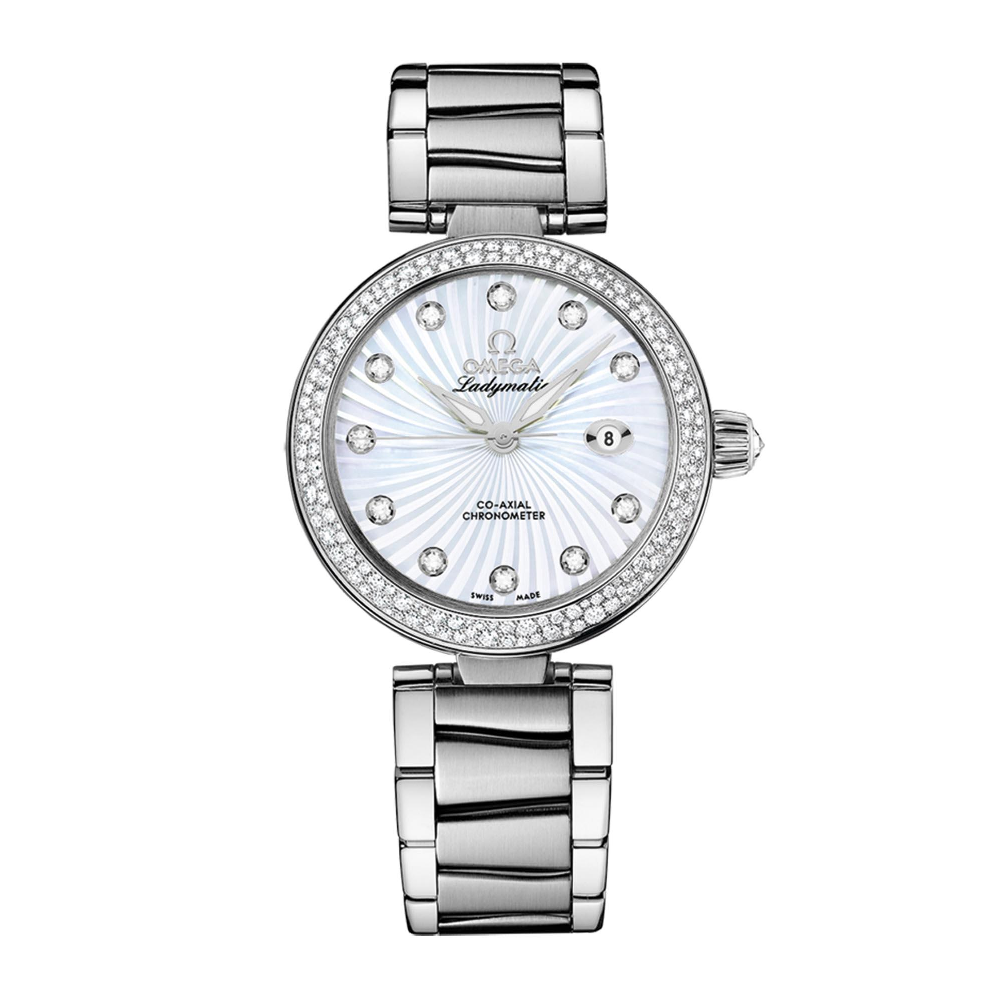 Omega - Ladymatic Co-Axial 34mm