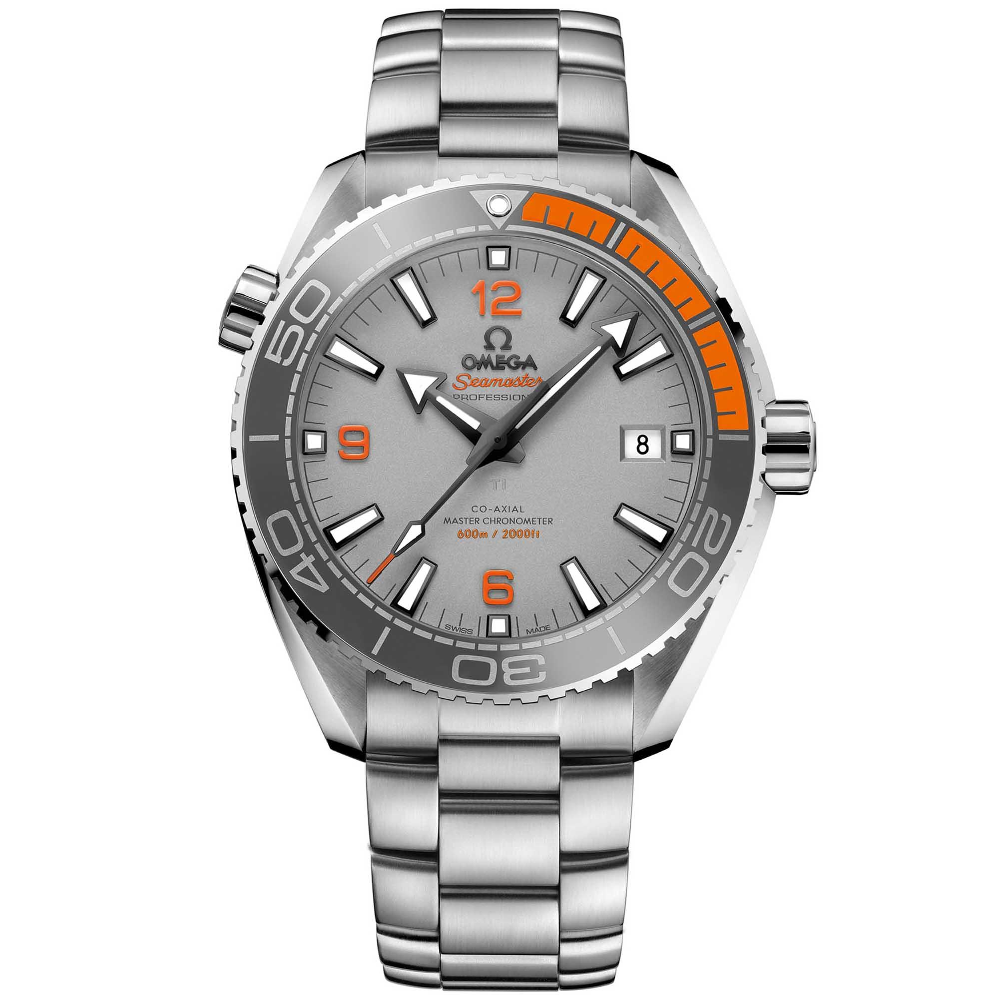 Omega - Seamaster Planet Ocean 600m Co-Axial Master Chronometer 43,5mm
