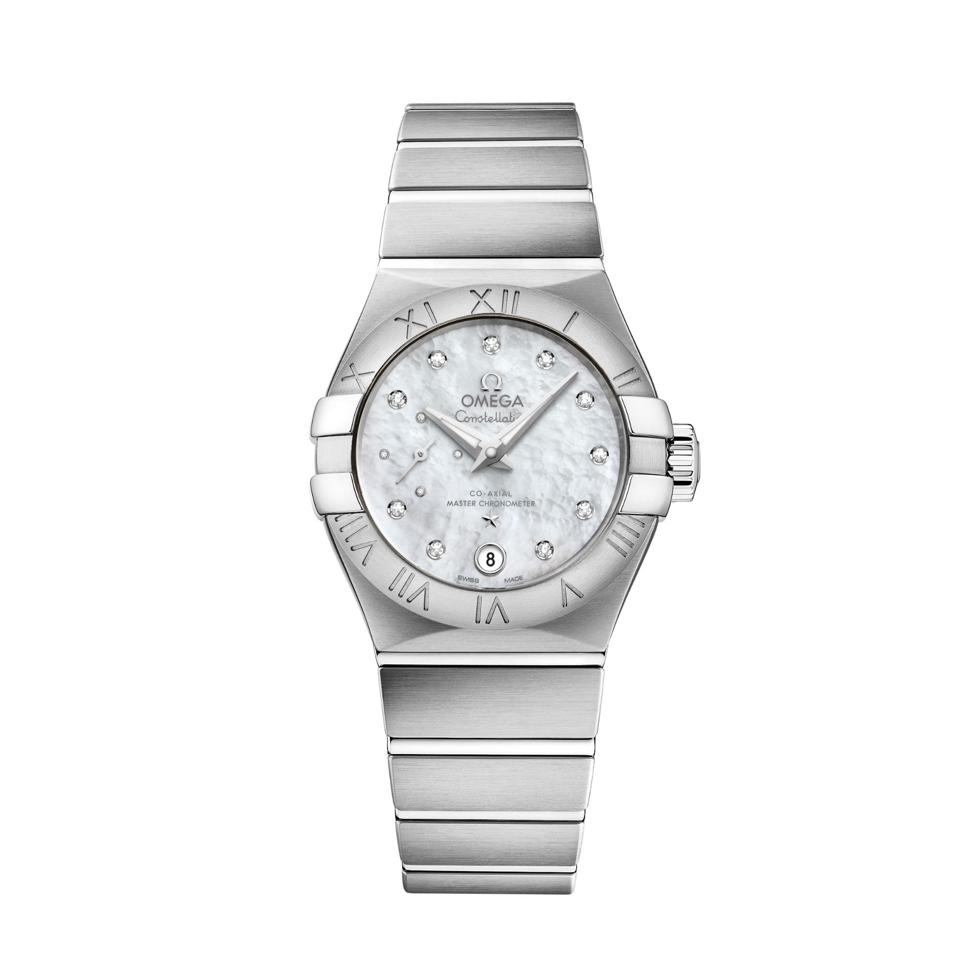 Omega - Constellation Co-Axial Master Chronometer Small Seconds