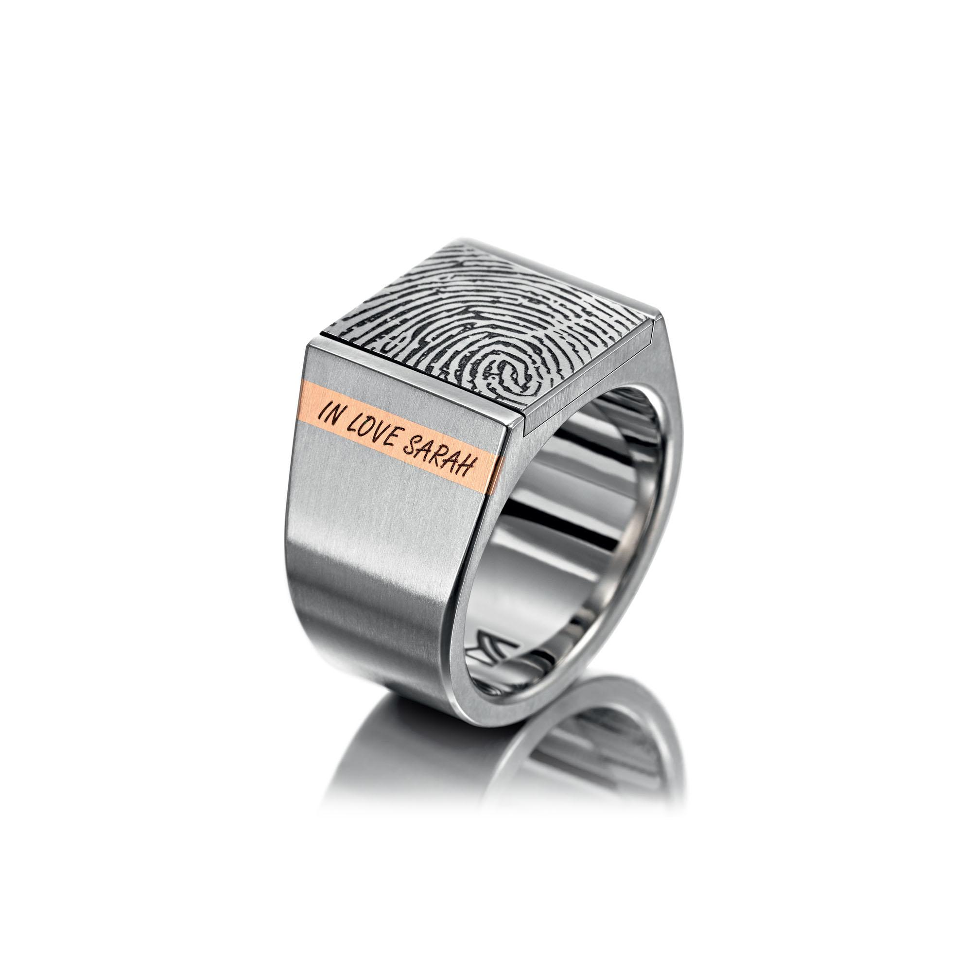 Meister - Men's Collection Ring