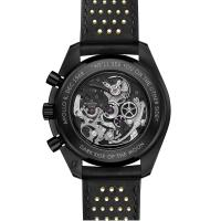 Speedmaster Moonwatch Chronograph Dark Side of the Moon Apollo 8