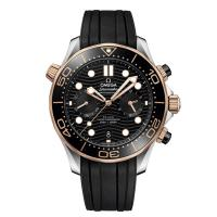 Seamaster Diver 300 M Co-Axial Master Chronometer Chronograph