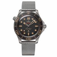 Seamaster Diver 300 M Co-Axial Master Chronometer 007 Edition