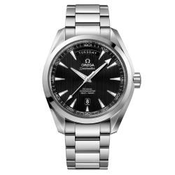 Omega AquaTerra 150m Co-Axial Day-Date 41.5mm
