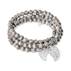 Tamara Comolli India Leaf Armband