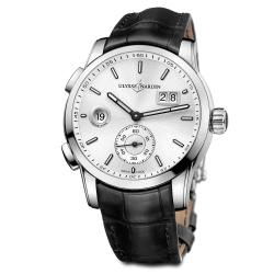 Ulysse Nardin Classico Dual Time Manufacture