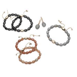 Cervera Barcelona - Santa Fe Armbänder und Ohrringe