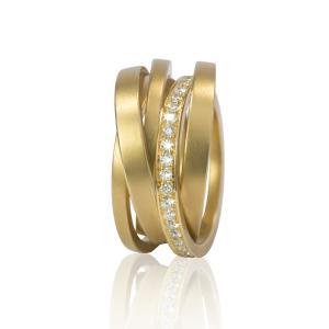 Schmuckwerk - Ring Saturn