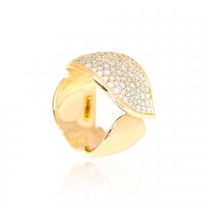 Tamara Comolli - Signature Wave Ring