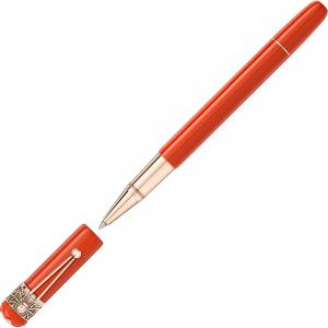 Montblanc - Heritage Collection Rouge et Noir Spider Metamorphosis Special Edition Coral Rollerball