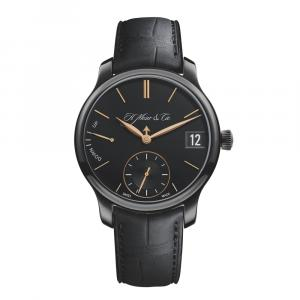 H. Moser & Cie - Endeavour Perpetual Calender - Black Edition