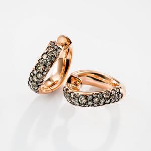 Juwelier Lenhardt - Creolen Roségold