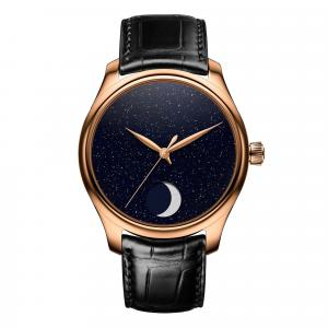 H. Moser & Cie - Endeavour Perpetual Moon Concept Aventurine
