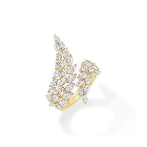 Messika - Angel Ribbon Ring