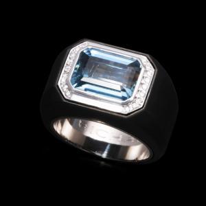 Richarzatelier - Aquamarin Ring