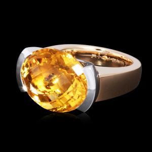 Richarzatelier - Citrin Ring
