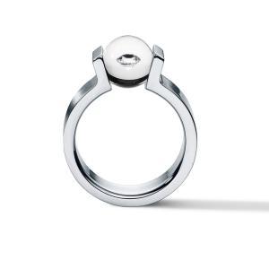 Humphrey - Diamond in Glass Ring