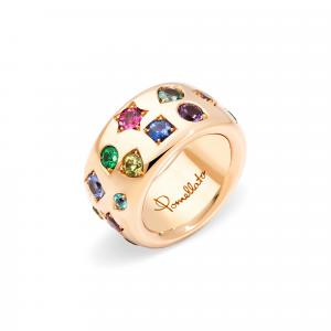 Pomellato - Iconica Großer Ring Color