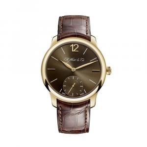 H. Moser & Cie - Endeavour Small Seconds RG Marrone