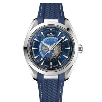 Seamaster Aqua Terra 150 M Co-Axial Master Chronometer GMT Worldtimer
