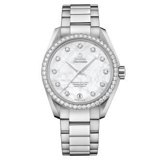Seamaster Aqua Terra 150 m Master Co-Axial Chronometer Ladies' 38.5 mm