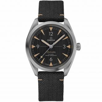 Seamaster Railmaster Co-Axial Master Chronometer