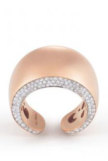 Mezzaluna Ring