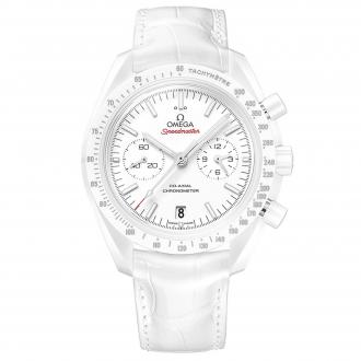 "Speedmaster Moonwatch ""White Side of the Moon"" Co-Axial Chronograph 44,25 mm"