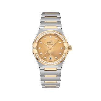 Constellation Manhattan Co-Axial Master Chronometer