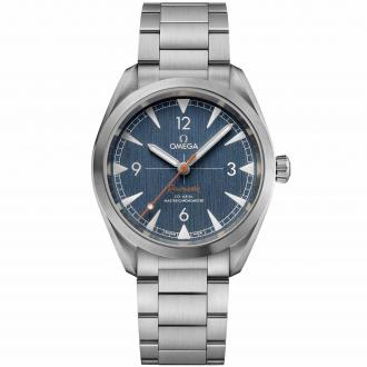 Seamaster Railmaster Co-Axial Master Chronometer