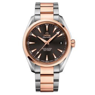 Seamaster Aqua Terra Master Co-Axial Chronometer