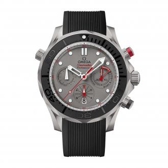 Seamaster Diver 300 m ETNZ Co-Axial Chronograph 44 mm