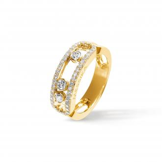 Move Classique Pavé Ring