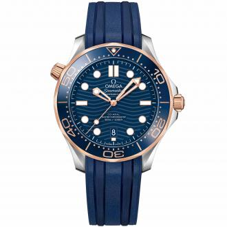 Seamaster Diver 300 M Co-Axial Master Chronometer