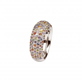 Ring Saphire fancy