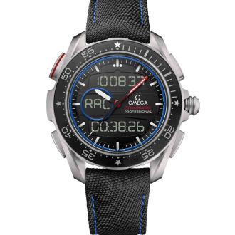Speedmaster X-33 Regatta Chronograph ETNZ Limited Edition