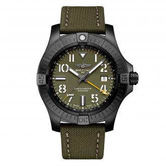 Avenger Automatic GMT 45 Night Mission Limited Edition