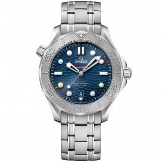 Seamaster Diver 300m Co-Axial Master Chronometer 42 mm Peking 2022