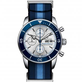 Superocean Heritage Chronograph 44 Ocean Conservancy Limited Edition