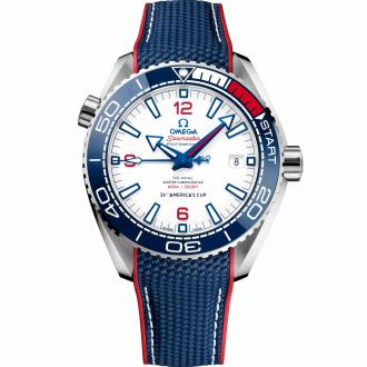 Seamaster Planet Ocean 600M Co-Axial Master Chronometer America´s Cup