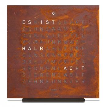TOUCH CREATOR'S EDITION RUST - Tischuhr