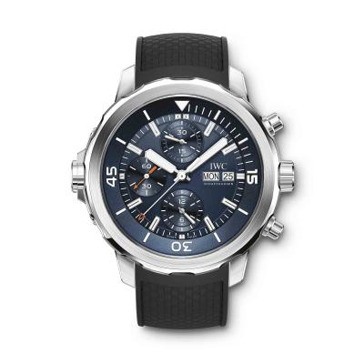 IWC - AQUATIMER CHRONOGRAPH EDITION «EXPEDITION JACQUES-YVES COUSTEAU»