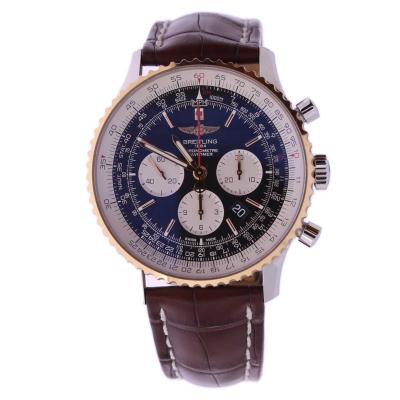Weber Vintage-Uhren - Breitling Navitimer