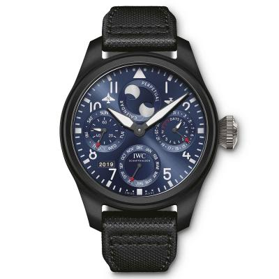 IWC - BIG PILOT'S WATCH PERPETUAL CALENDAR EDITION «RODEO DRIVE»