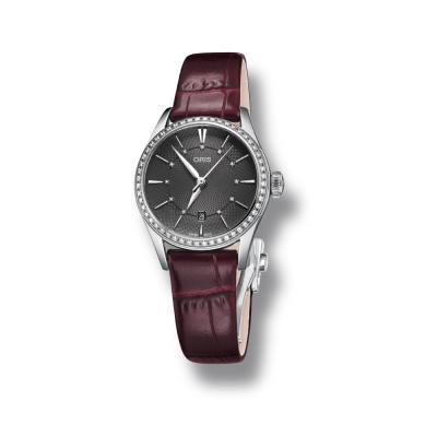 ORIS - Artelier Date Diamonds Damenuhr