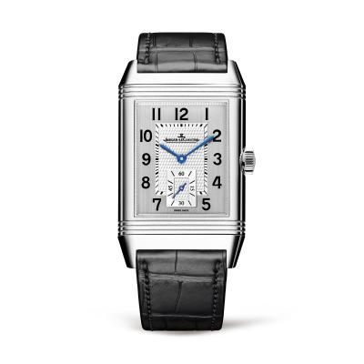 Jaeger-LeCoultre - Reverso Classic Large Duoface Small Second Edelstahl